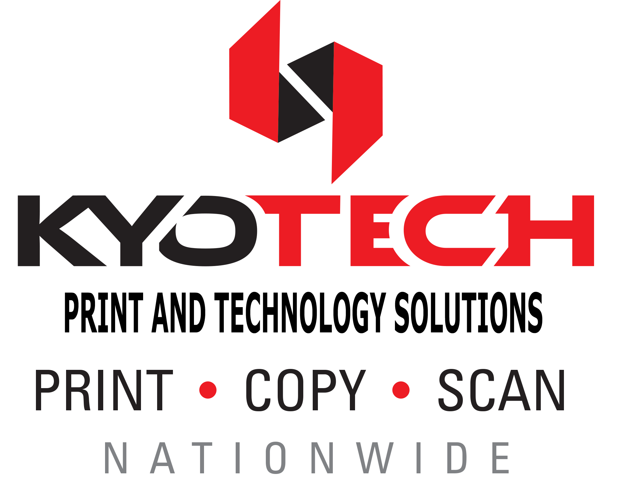 kyotech logo footer